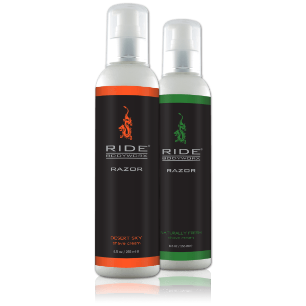 Ride Razor - All Body Shave Cream For Men