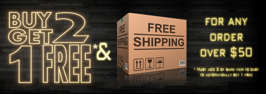 Ride BodyWorx - Free Shipping Offer