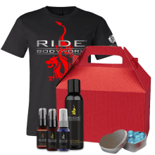Ride Lube Zaddy Package