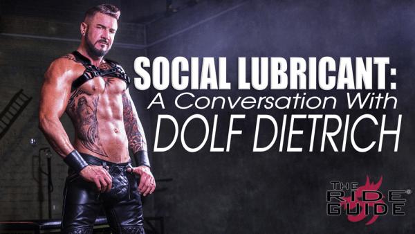 Social Lubricant - Dolf Dietrich