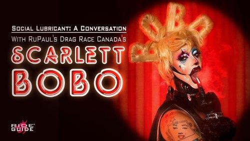 Social Lubricant: A Conversation With Scarlett BoBo