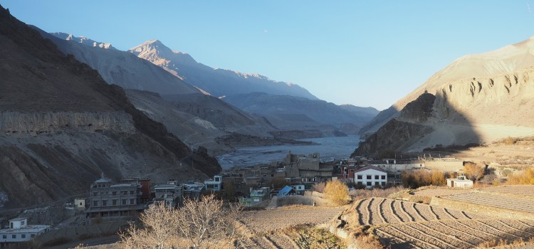Muktinath Off Road Motorcycle Adventure