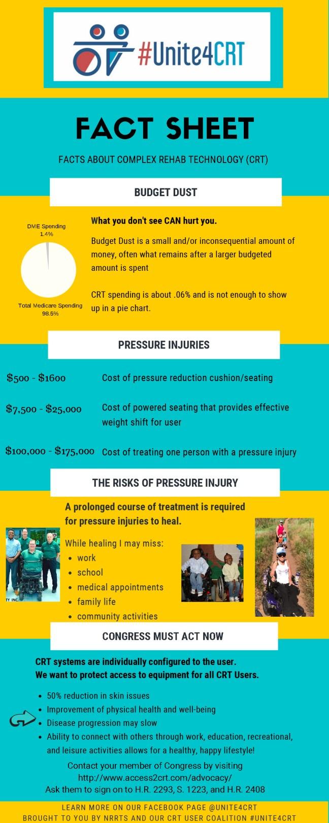 Fact Sheet Infographics