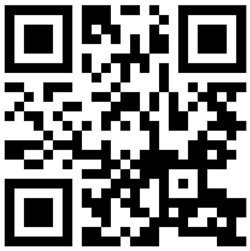 QR code for direct access to online Ride product brochures