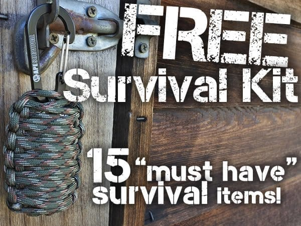 Free products, free survival kit, survival kits, preppers