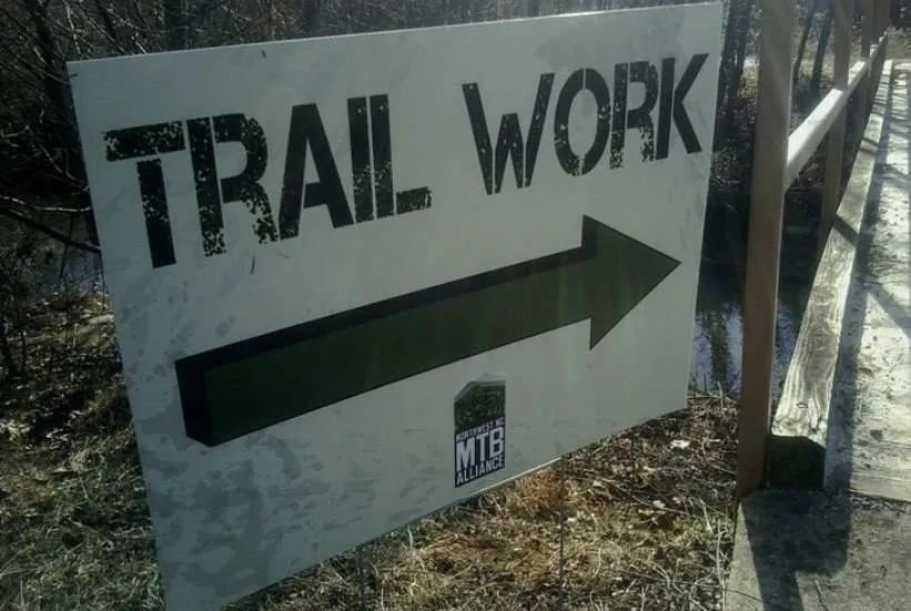 January 18 Trail Workday at Zacks Fork