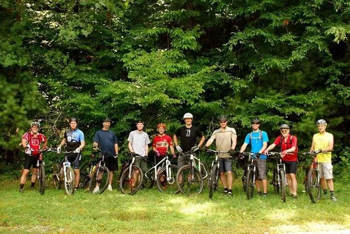 "Group Rides To Begin On ""Mountain Bike Mondays"""