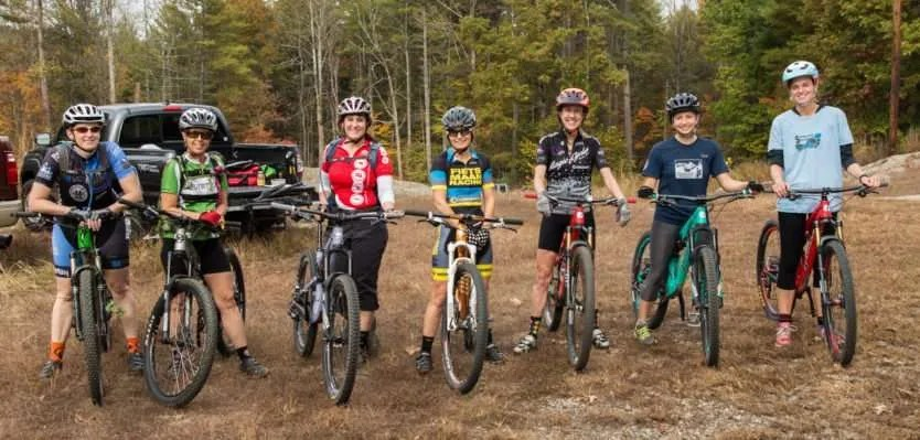 2017 Women's Group Rides
