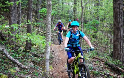 Gallery: Bell Joy Ride Kickoff at Rocky Knob