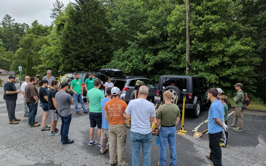 22 Google Employees Lend a Hand at Zacks Fork