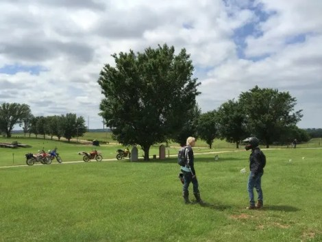 The Boot Hill section of Summit View Cemetery is located just northeast of the maintenance shed along the north fence of Summit View Cemetery.