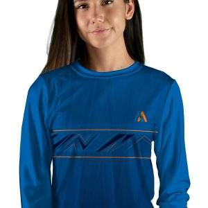 womens long sleeve dutch oven mtb jersey