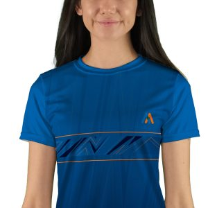 womens short sleeve dutch oven mountain bike jersey