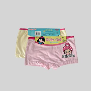 Rider Lifestyle Brief Kids R705BB Multi warna Box 3 in 1 Girls