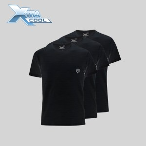 Rider Xtracool R885BWH Tshirt O Neck Box 3 in 1