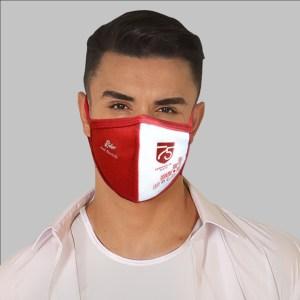 Rider Masker Merah Putih Edisi Kemerdekaan Khusus Logo 1 (Isi 25 Pcs)