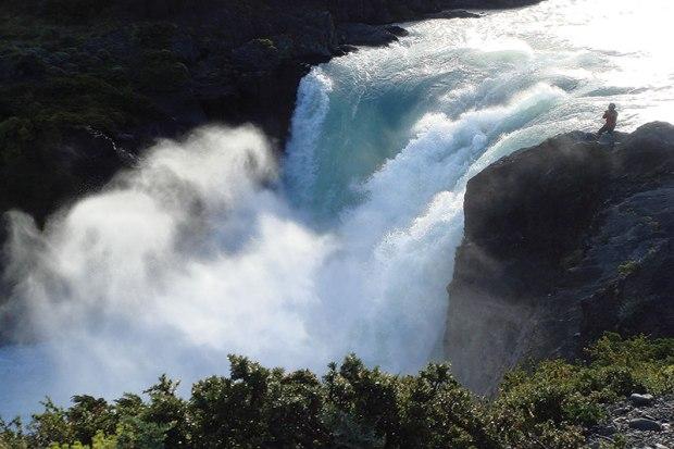 Tierra del Fuego, Salto Grande