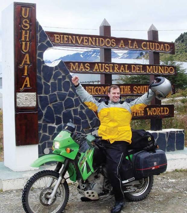 Tierra del Fuego, Ushuaia