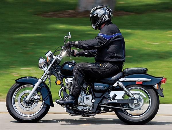 2008-Suzuki-GZ250-Motorcycle-Test-Stermer-01   Rider Magazine