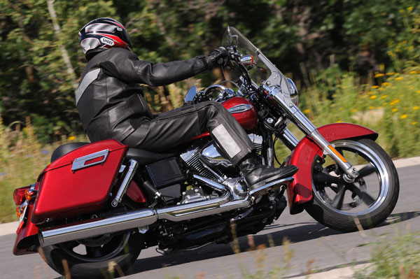 2012 Harley Davidsons First Ride Rider Magazine