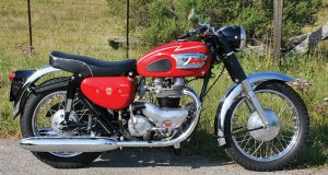 1963 Matchless G15/45