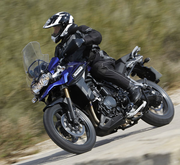 2012 Triumph Tiger Explorer First Ride Review Rider