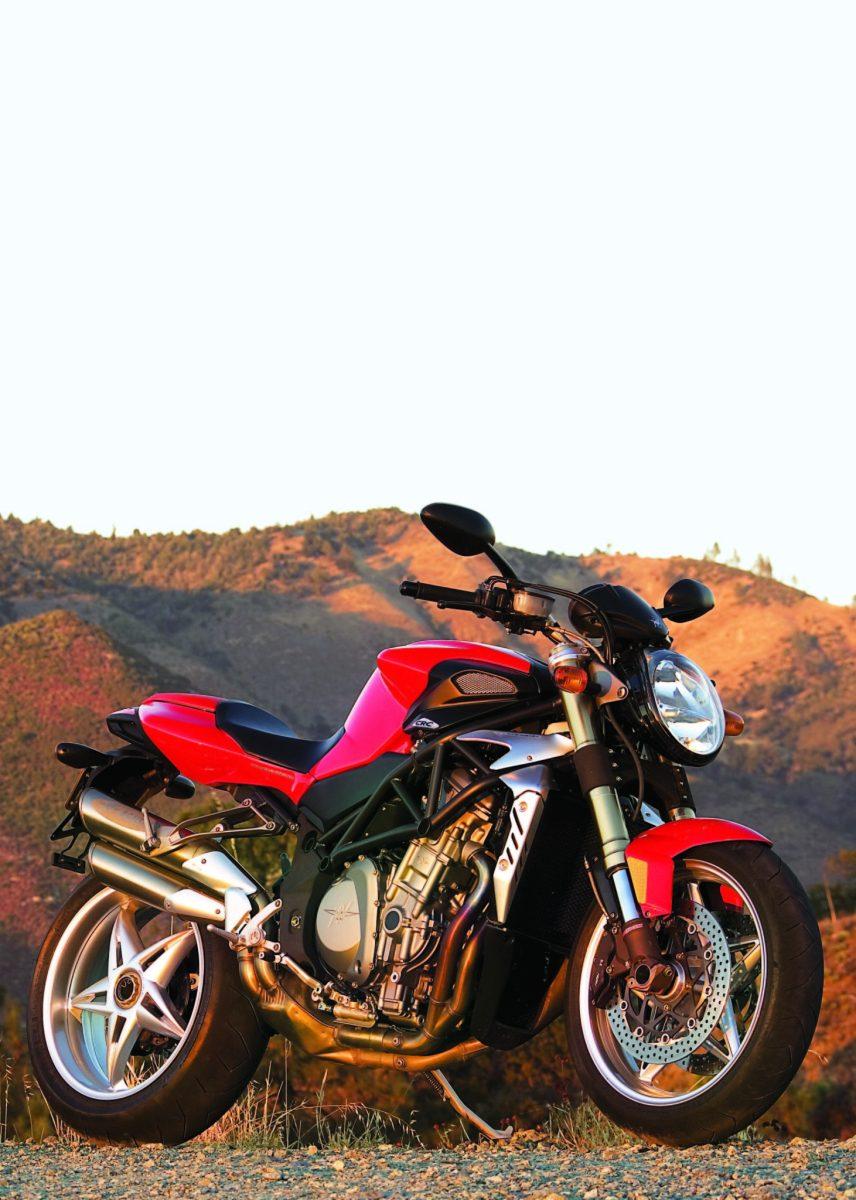 2006 mv agusta brutale 910s road test rider magazine. Black Bedroom Furniture Sets. Home Design Ideas