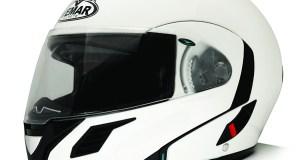 Vemar Jiano Evo TC Night Vision Modular Motorcycle Helmet