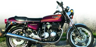 Honda CB750F Super Sport (SOHC): 1975-1978