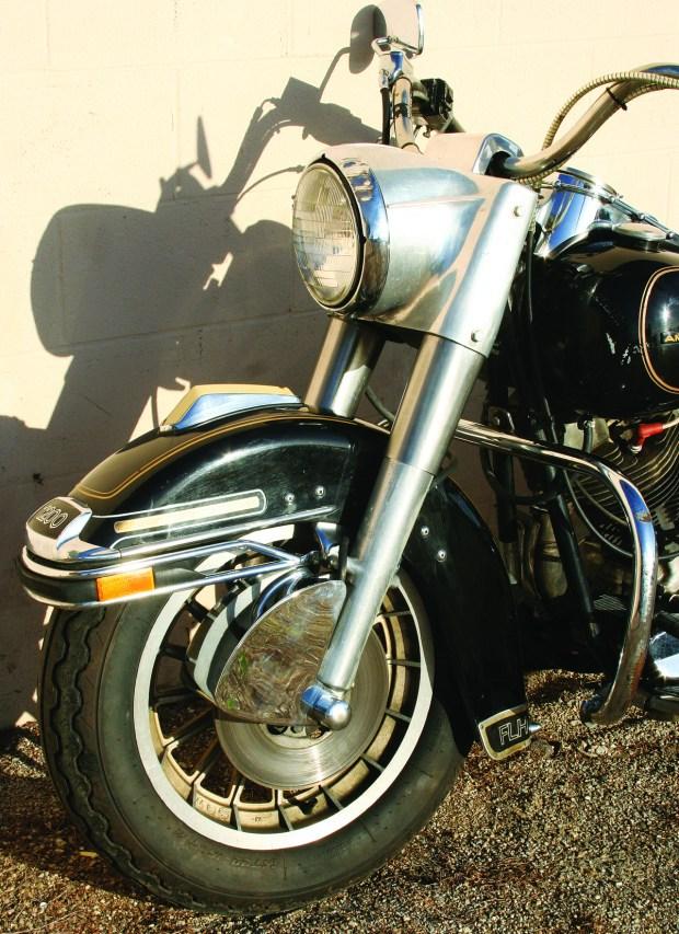 Harley davidson shovelhead 1966 1984 rider magazine rider 1978 harley davidson 74 inch flh shovelhead sciox Image collections