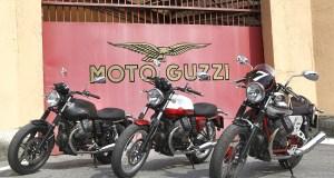 Moto Guzzi_V7 Range