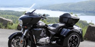 2012 Motor Trike Victory Vortex
