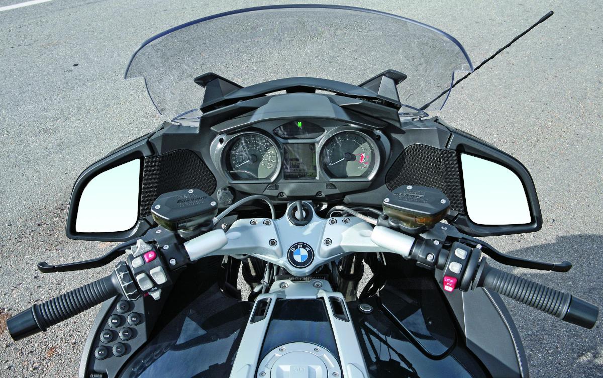 2013 Bmw R 1200 Rt Review Rider Magazine Rider Magazine