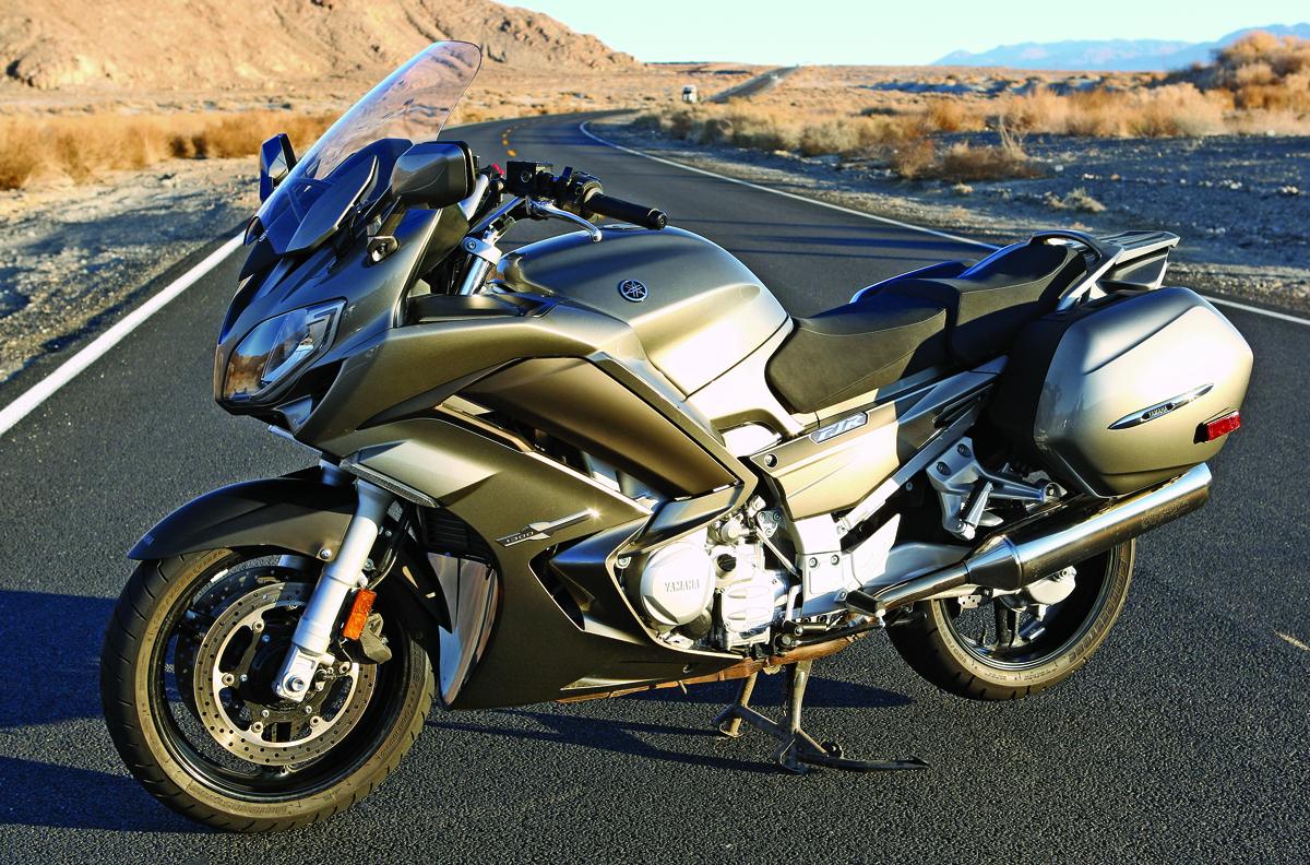 2013 Yamaha Fjr1300 Review Rider Magazine Rider Magazine