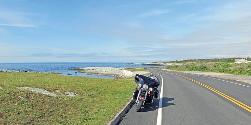 New Hampshire Motorcycle Rides