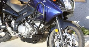 Happy-Trails-VStrom-guards-skid-plate