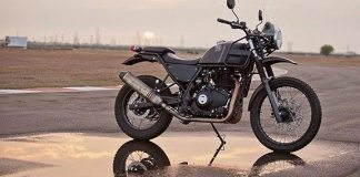 The Himalayan by Royal Enfield.