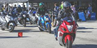 Suzuki will offer demo rides of its sport bikes, cruisers, street bikes and dual-sports at Road Atlanta. (Photo: Suzuki)