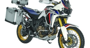 Touratech parts and accessories for Honda's 2016 CRF1000L Africa Twin