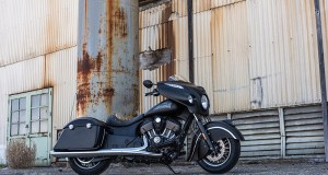 The 2016 Indian Chieftain Dark Horse is available in dealerships now, at a starting price of $21,999. (Photos: Indian Motorcycle)