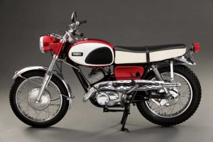 1968 Yamaha YDS-3C Big Bear