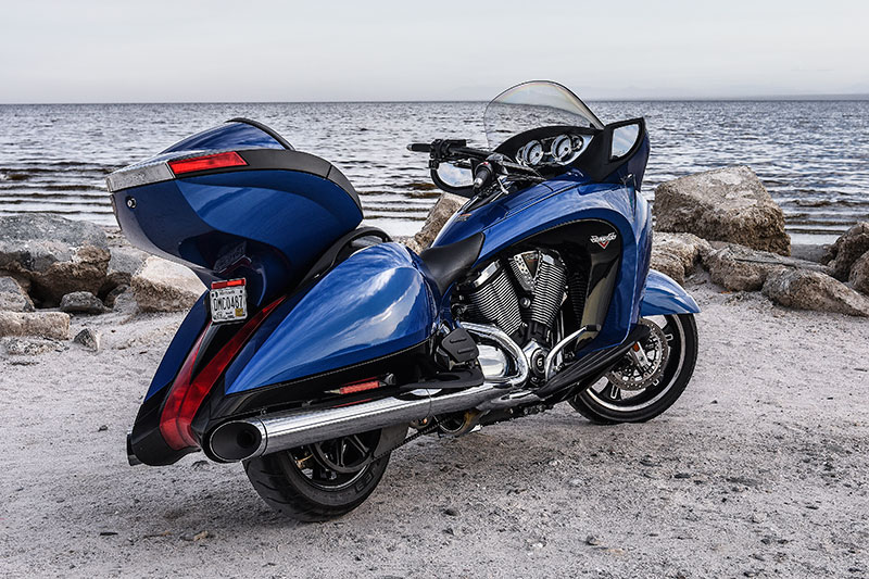 Victory Motorcycles Announces Its 2017 Lineup