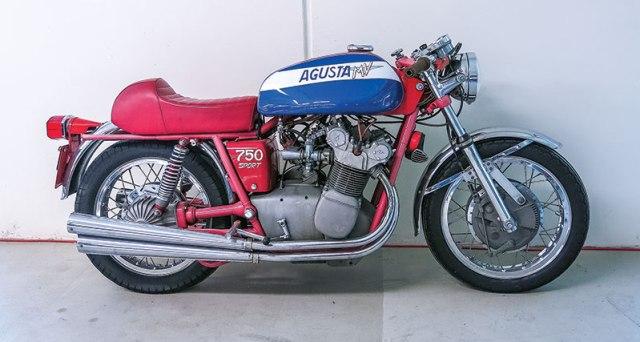 1974 MV Agusta 750S