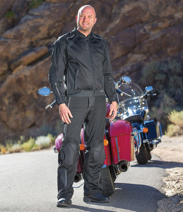 Fly Street Cool Pro Mesh Jacket and Pants.