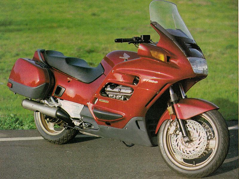 1992 Honda ST1100 ABS/TCS