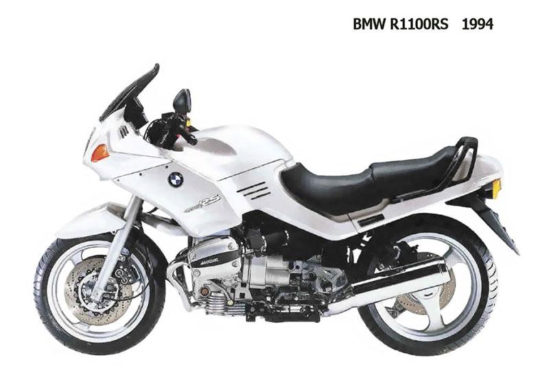 1994 BMW R1100RS
