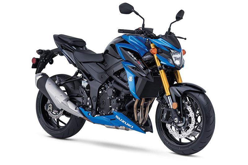 2018 suzuki raider. Modren Suzuki Suzuki Has Updated Its GSXS750 And GSXS750Z Naked Sportbikes For 2018 Intended 2018 Suzuki Raider O