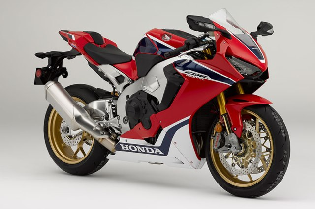 For 2017, Honda's flagship CBR1000RR SP gets a full electronics package, more power and less weight.