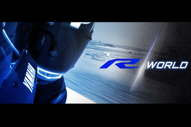 Yamaha R World 2