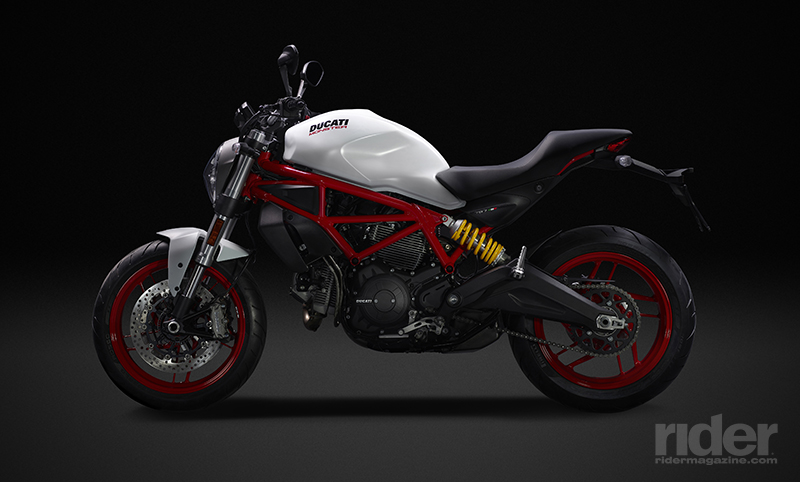 2017 ducati monster 797 first look review | rider magazine
